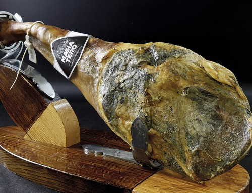Masia Tero Natural Feed Iberian Ham